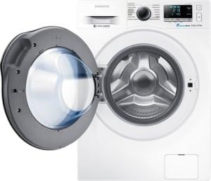 Waschmaschine mit Trockner von Samsung
