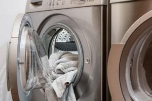 Waschmaschine mit Trockner Bild